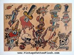 155 best vintage flash tattoos images on pinterest flash tattoos
