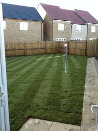 new build house new build lawn help to start off the right way