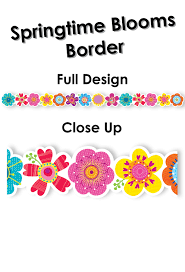 Ready For Spring by Get Ready For Spring With This Colorful Flower Border Decorate