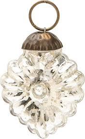mercury glass ornaments