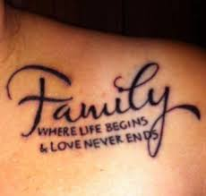 quotes for family tattoos image quotes at relatably com