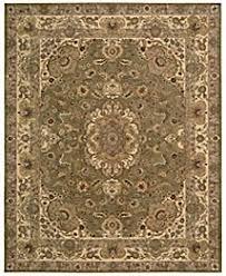 9 X 11 Area Rug Nourison Wool Silk 2000 2028 Olive 3 9 X 5 9 Area Rug Rugs