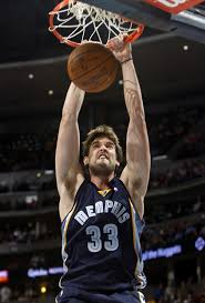 Marc Gasol, feliz por el All-Star