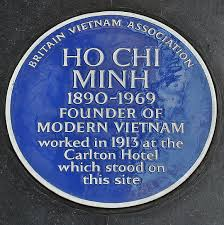 file blue plaque ho chi minh haymarket london jpg wikimedia