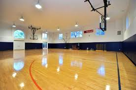stunning indoor basketball court cost contemporary amazing