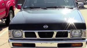 nissan trucks black limbaugh toyota 1996 nissan truck xe black youtube