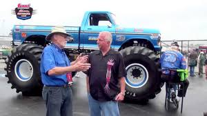original bigfoot monster truck summit racing interview with bigfoot creator bob chandler youtube