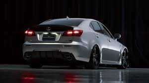 lexus isf price in india lexus is f wald sports line black bison edition new photos