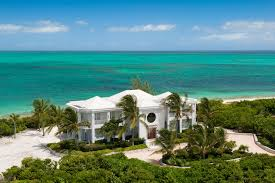 Vacation Mansions For Rent In Atlanta Ga Beach Villa Oceanus Grace Bay Beach Providenciales Provo