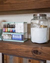 Bathroom Storage Jars 5 Budget Friendly Bathroom Storage Ideas To Try This