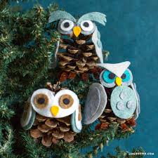 our favorite pinecone owls lia griffith