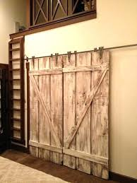 Closet Doors Barn Style Barn Doors Interior Closet Doors The Home Depot Barn Style
