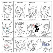 Expressions Meme - 12 expressions meme thunderbolt by nightshade145 on deviantart