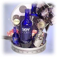 vodka gift baskets fancifull gift baskets los angeles california