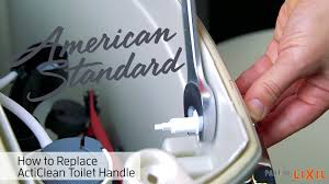 toilet handle replacement u2013 acticlean self cleaning toilet by