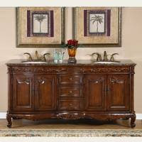 shop double vanities 48 to 84 inch on sale with free inside delivery