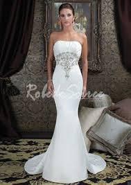 robe de mari e sirene robe de mariée sirène satin avec ceinture mariage