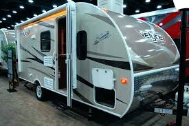 best light travel trailers small cing trailers with bathrooms large size of cing trailers
