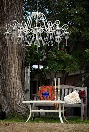 Outdoor Chandelier Diy Diy Outdoor Chandelier Ideas That Will Make A Statement