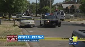 lexus of fresno man in serious condition after being shot multiple times in