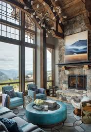 architecture photography the top 12 great rooms of 2016 the vaulted ceilings large open windows and teal furnishings are what make me love
