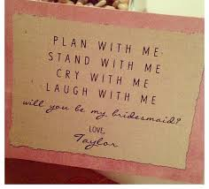 how to ask will you be my bridesmaid best 25 bridesmaid cards ideas on be my bridesmaid