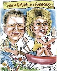 caricatures by walt schoonmaker