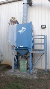donaldson torit model dfo3 10 downflo oval 1 dust collector
