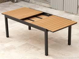 table de jardin haut de gamme emejing table de jardin bois carre photos amazing house design