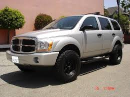 05 dodge durango lift kit dodge durango with readylift leveling kit durango lifted a k a