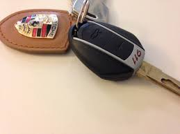 Porsche Cayenne Key Replacement - solved when your key fob keyless entry remote stops working