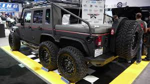 jeep forward control sema the trucks of sema 2015 autoweek