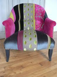 tissu pour fauteuil crapaud changer le tissu d u0027un fauteuil toutes les photos sur changer le