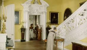 pride and prejudice pemberley jane austen s film and tv locations the great staircase at sudbury