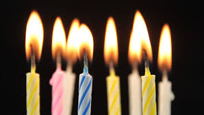 birthday candle birthday candle stock footage