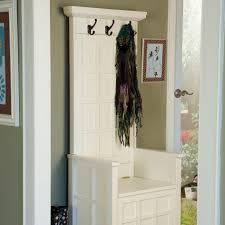 bench small hall tree storage bench hall tree storage bench