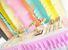 baby shower colors gorgeous girl baby shower dessert tables design dazzle