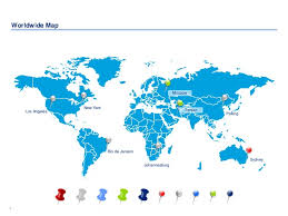 de janeiro on the world map editable world maps for powerpoint presentation