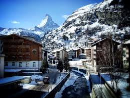 climbing the matterhorn in zermatt switzerland the blonde gypsy