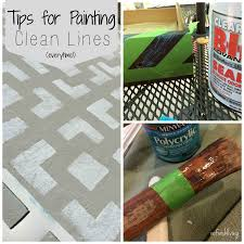 4 tips for painting perfectly clean lines refresh living