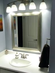 Black Bathroom Vanity Light Awesome Black Bathroom Light Fixtures For Simple Bathroom Vanity