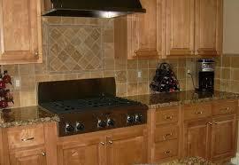 Laminate Flooring With Dark Cabinets Kitchen Backsplash Ideas For Dark Cabinets Brown Grain Wood