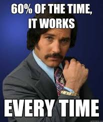 Ron Burgundy Meme - tips for being a better journalist as told by anchorman memes