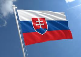 Slovak Flag World Juniors Game Day Canada Vs Slovakia
