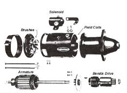 electrical engine components