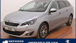 peugeot 308 sw allure 1 2 130pk eat6 automaat navi full led