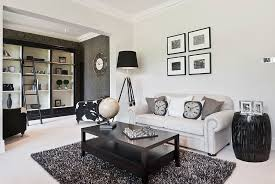 large home office 30 black and white home offices that leave you spellbound