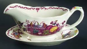 your favorite brands vintage thanksgiving gravy boats at