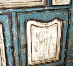 How To Paint Cabinets To Look Distressed Diy Painting Techniques To Give Your Furniture A Distressed Look