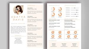 unique resume templates the best cv resume templates 50 exles design shack